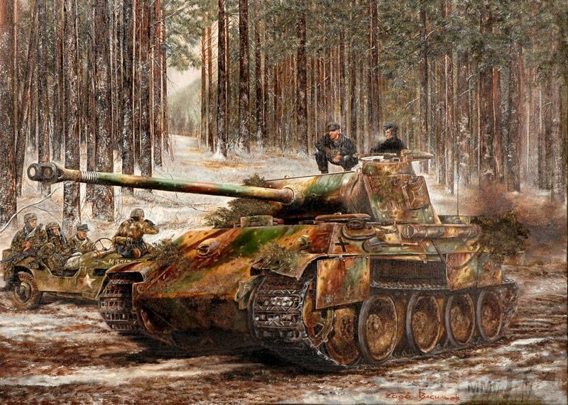 58253 - Achtung Panzer!