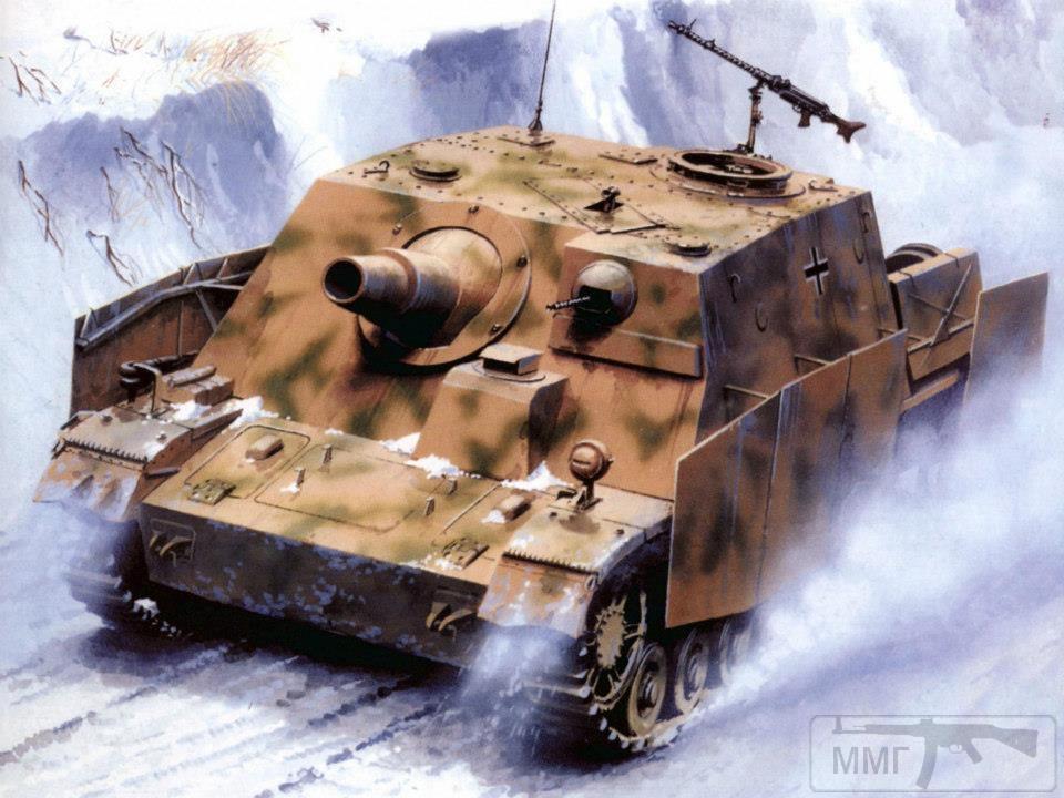 58258 - САУ Вермахта