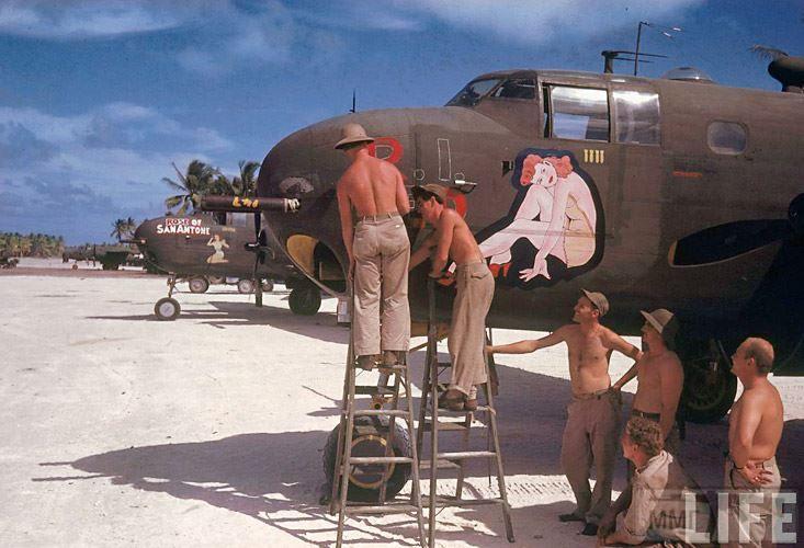 58354 - Воздушные Силы Армии США во Второй Мировой Войне
