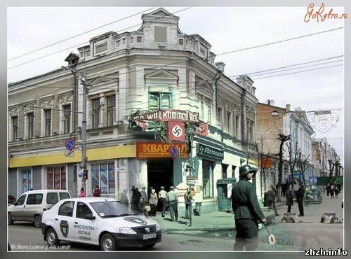 5851 - Оккупированная Украина в фотографиях