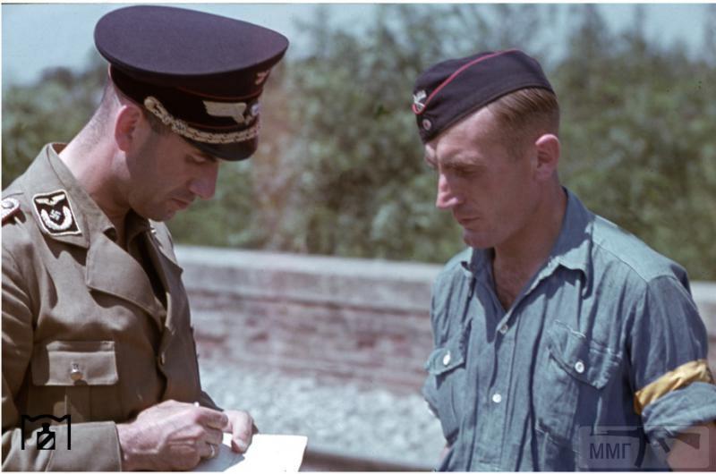 58633 - Военное фото 1939-1945 г.г. Западный фронт и Африка.