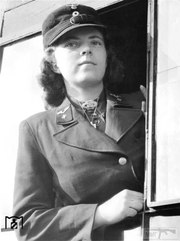 58634 - Военное фото 1939-1945 г.г. Западный фронт и Африка.
