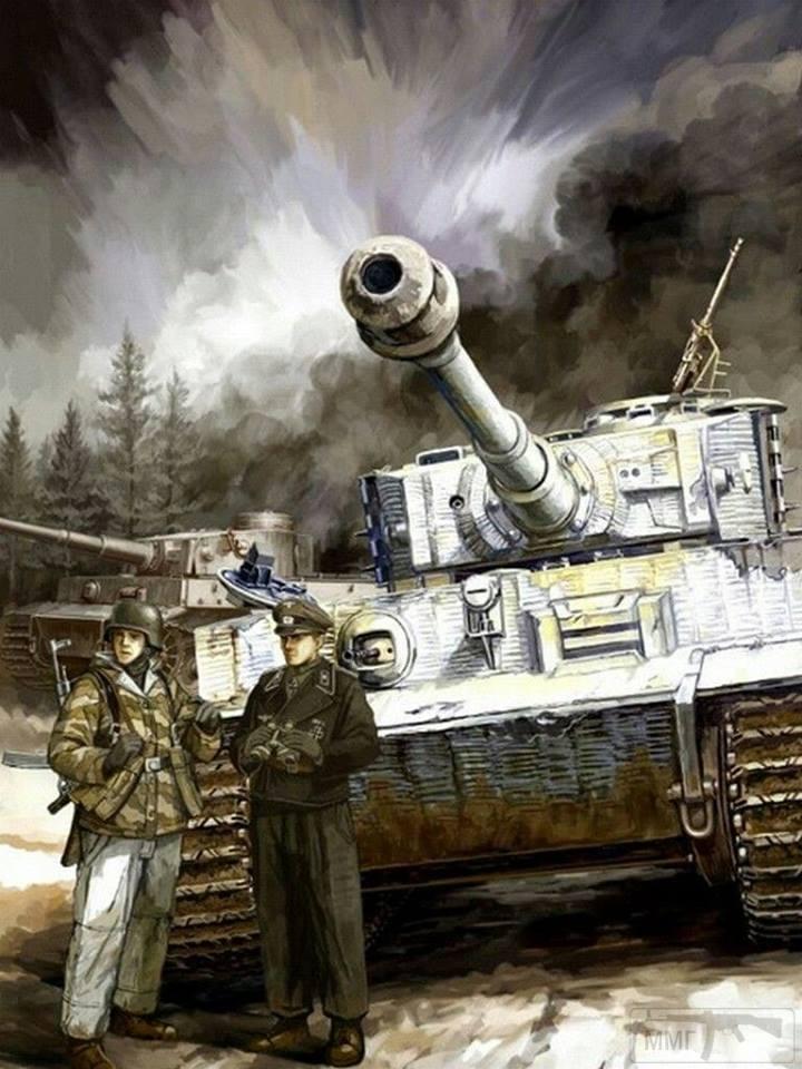 58693 - Танк Тигр - лучший танк Второй Мировой Войны?