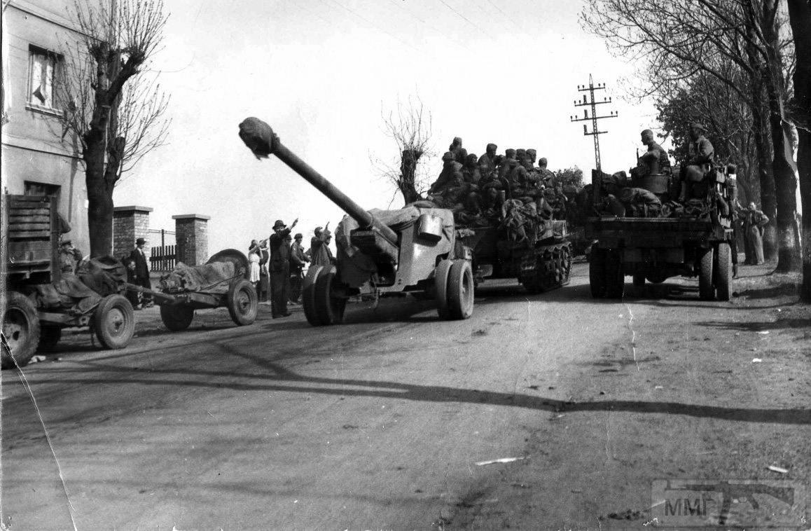 58742 - Военное фото 1941-1945 г.г. Восточный фронт.