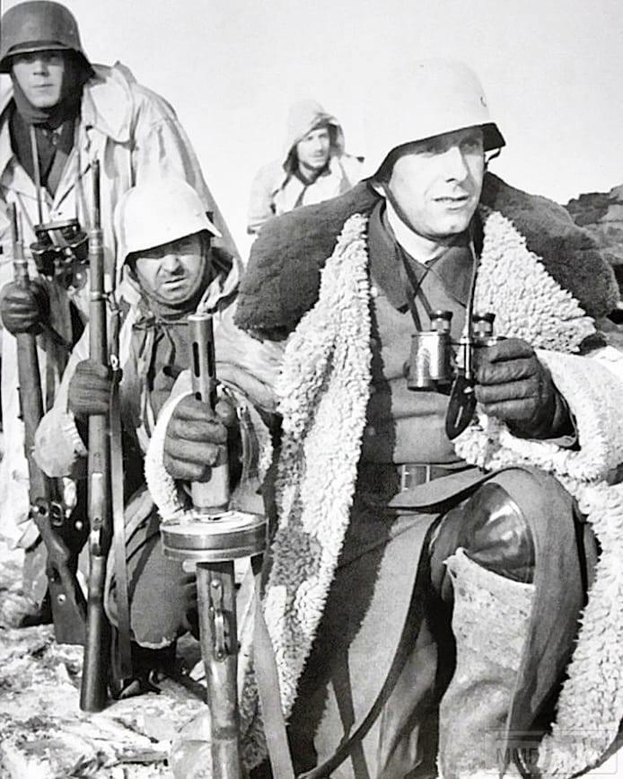 58815 - Военное фото 1941-1945 г.г. Восточный фронт.