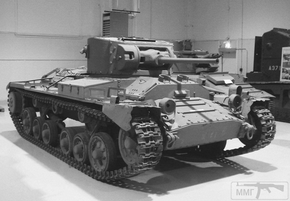 58908 - Британские танки Второй мировой