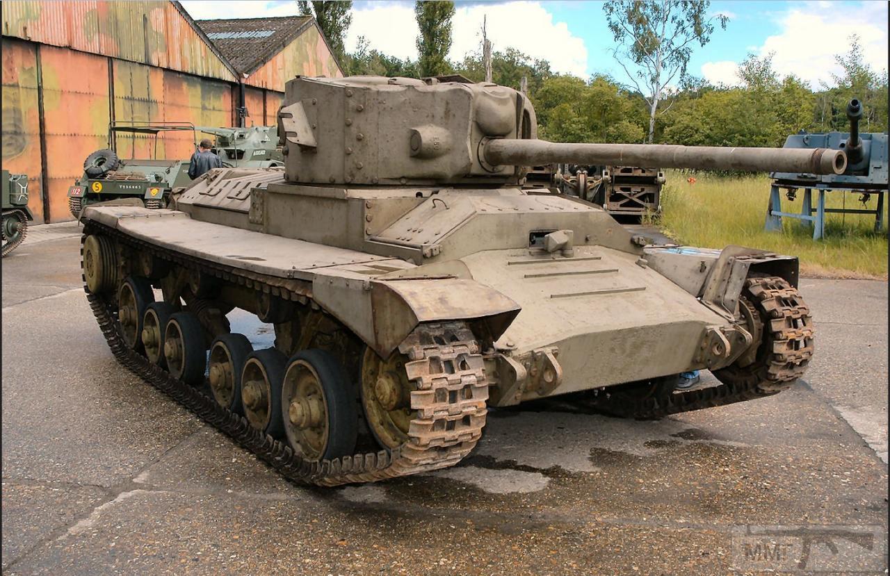 58909 - Британские танки Второй мировой
