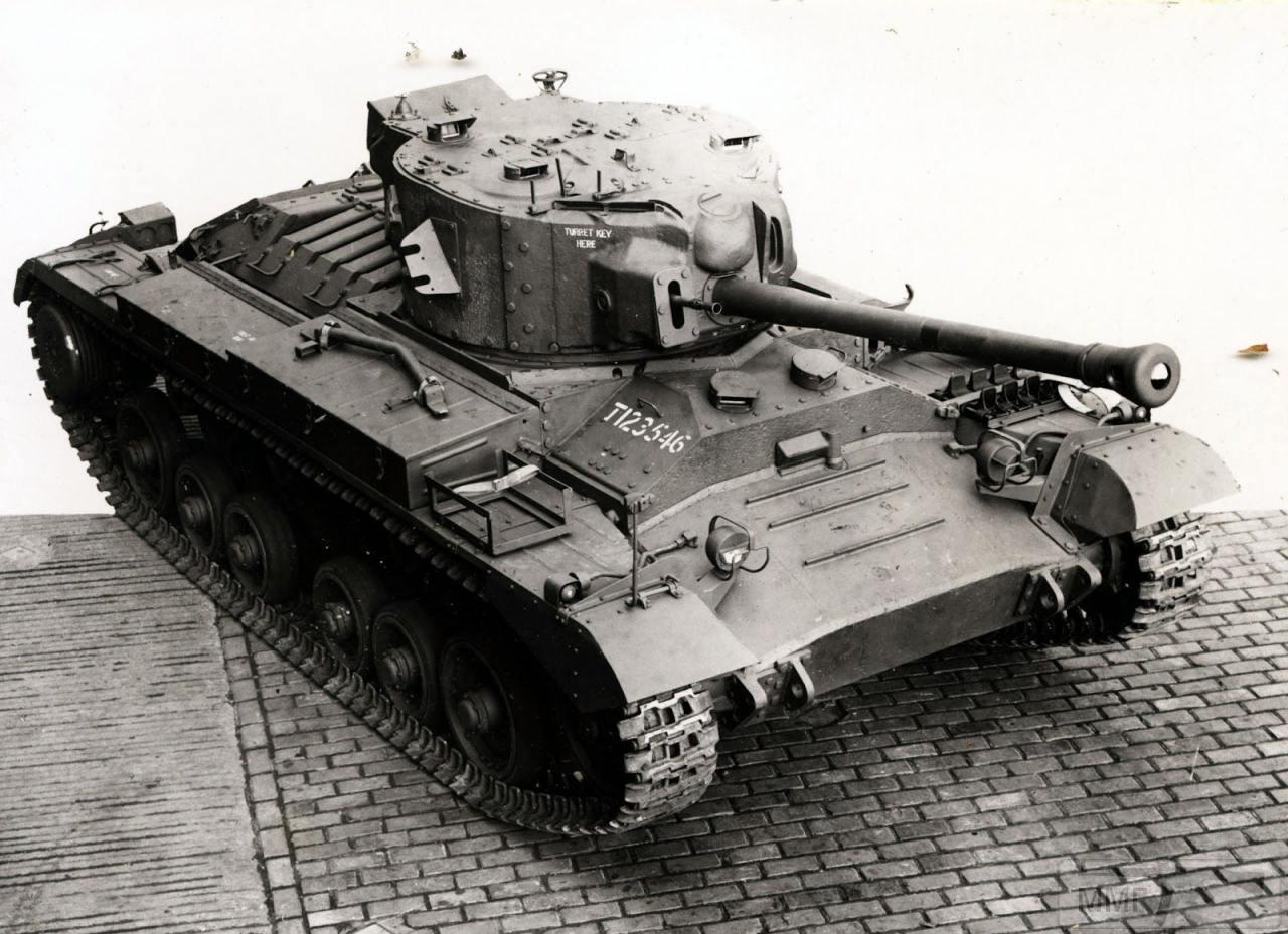 58910 - Британские танки Второй мировой