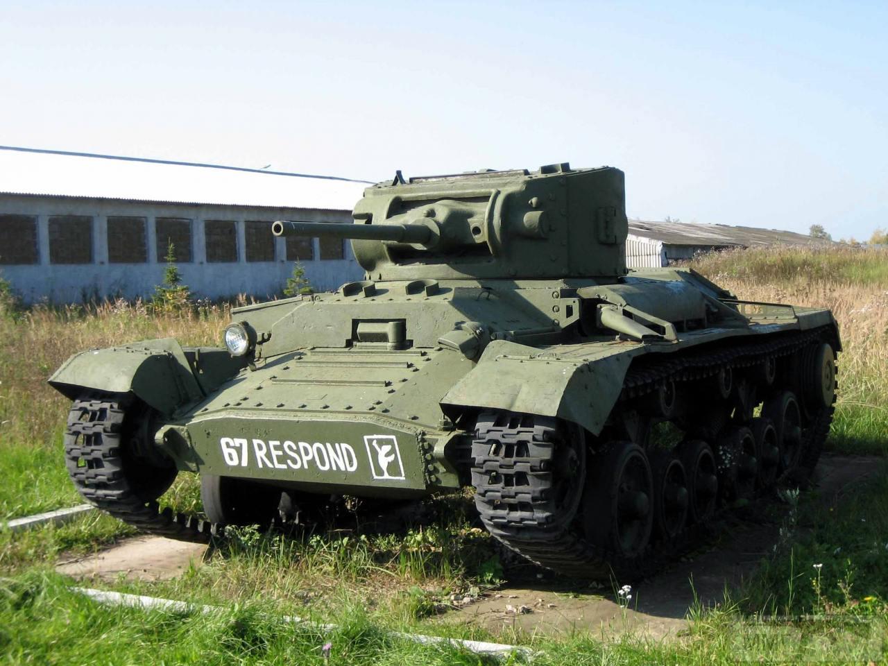 58911 - Британские танки Второй мировой
