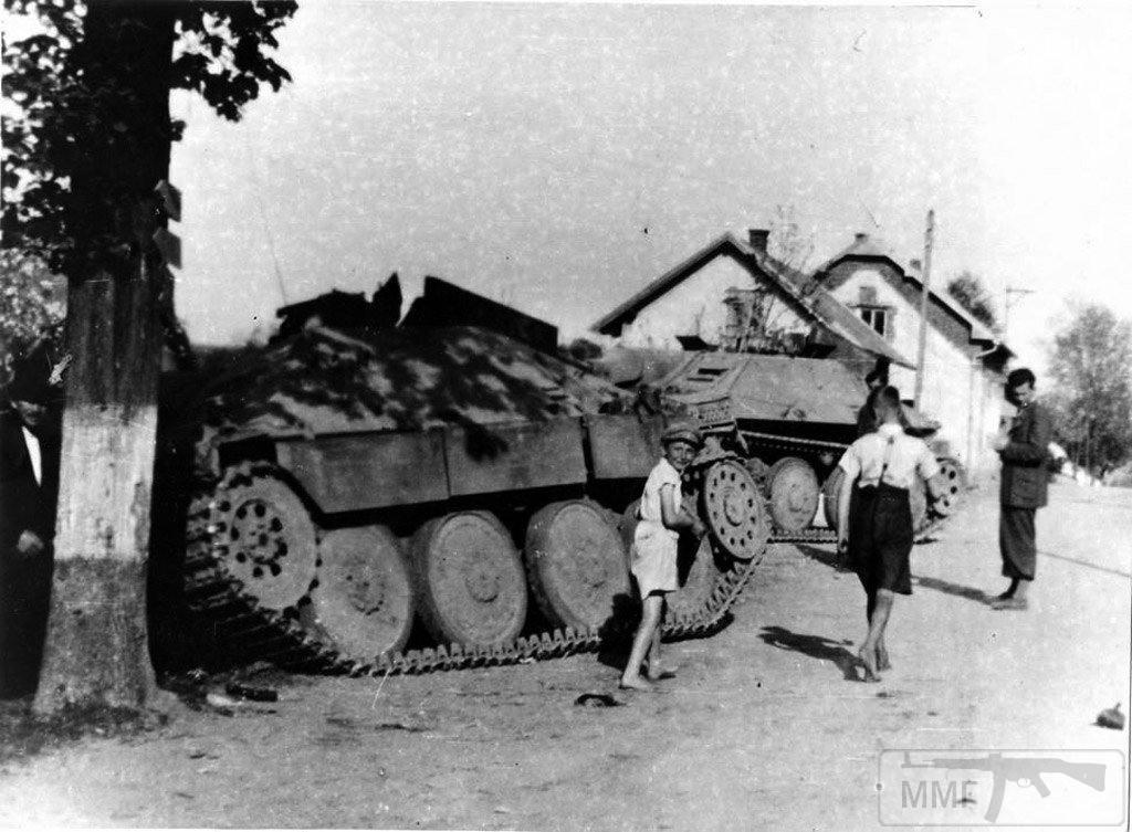 58954 - Военное фото 1941-1945 г.г. Восточный фронт.