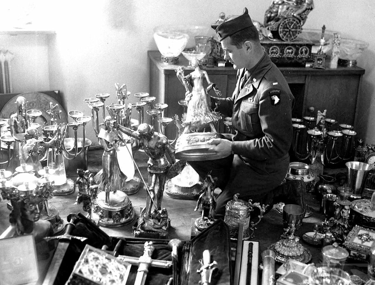 59006 - Военное фото 1939-1945 г.г. Западный фронт и Африка.