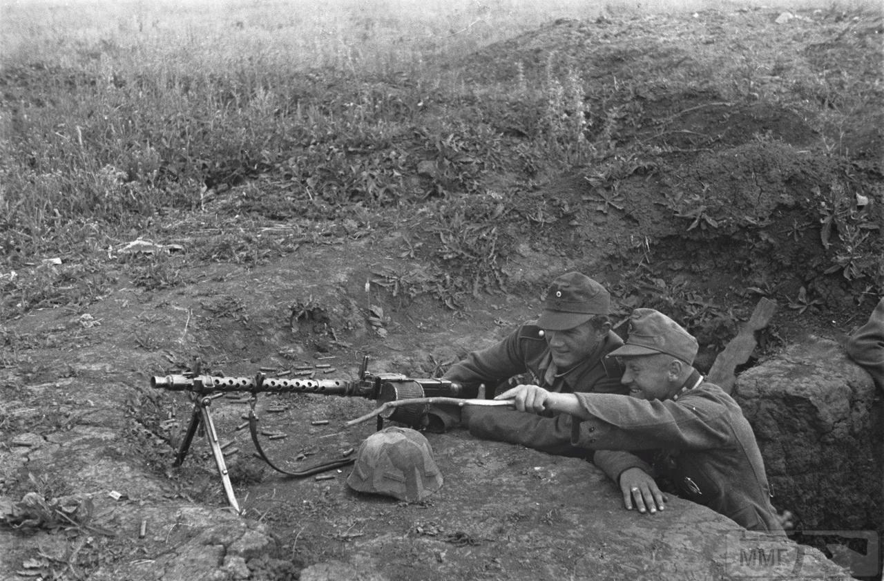 59010 - Все о пулемете MG-34 - история, модификации, клейма и т.д.