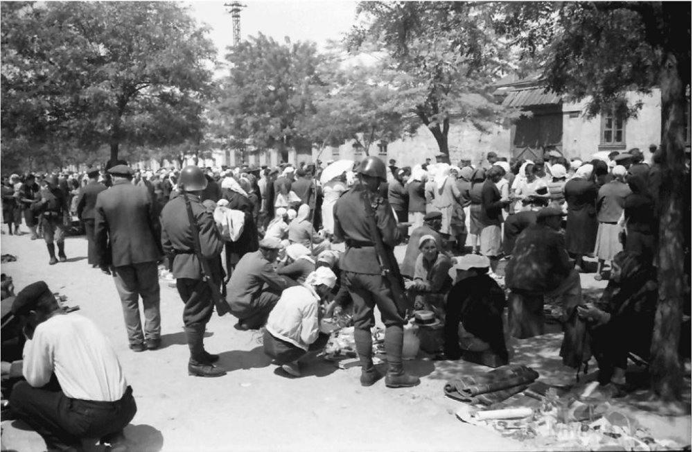 5907 - Оккупированная Украина в фотографиях