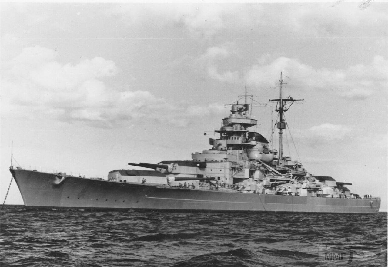 59088 - Линкор Tirpitz