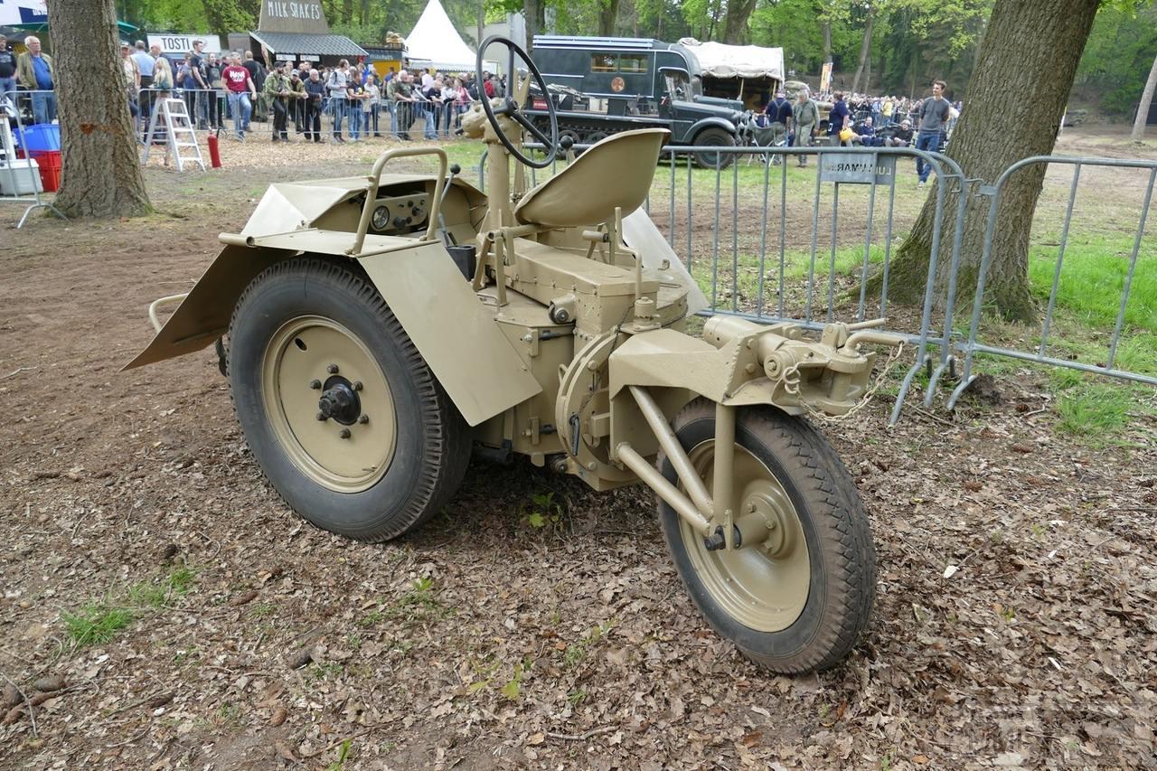 59108 - Грузовые и спец.автомобили Третьего рейха