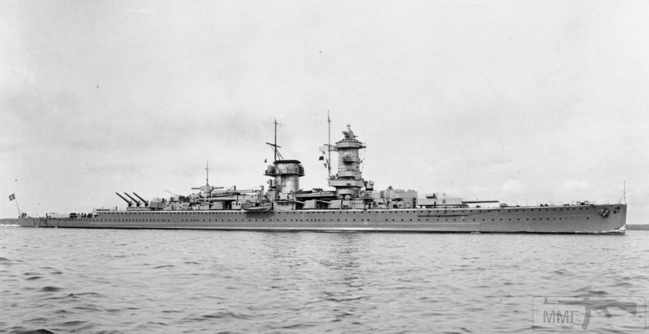 59115 - Тяжелый крейсер Admiral Graf Spee