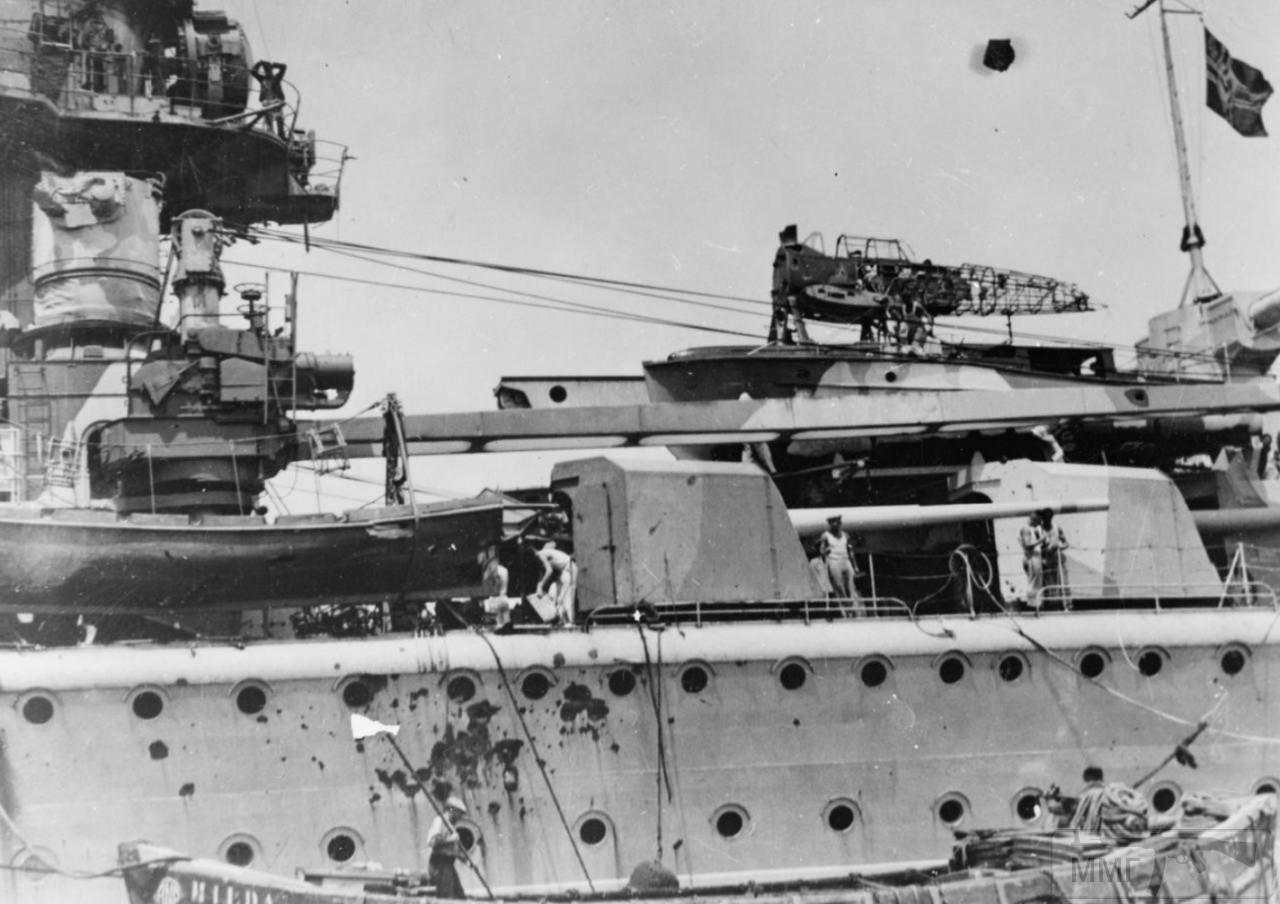 59123 - Тяжелый крейсер Admiral Graf Spee