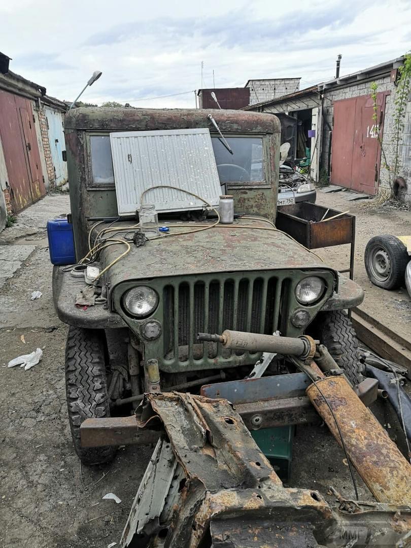 59133 - «Willys МВ» как один из символов войны.