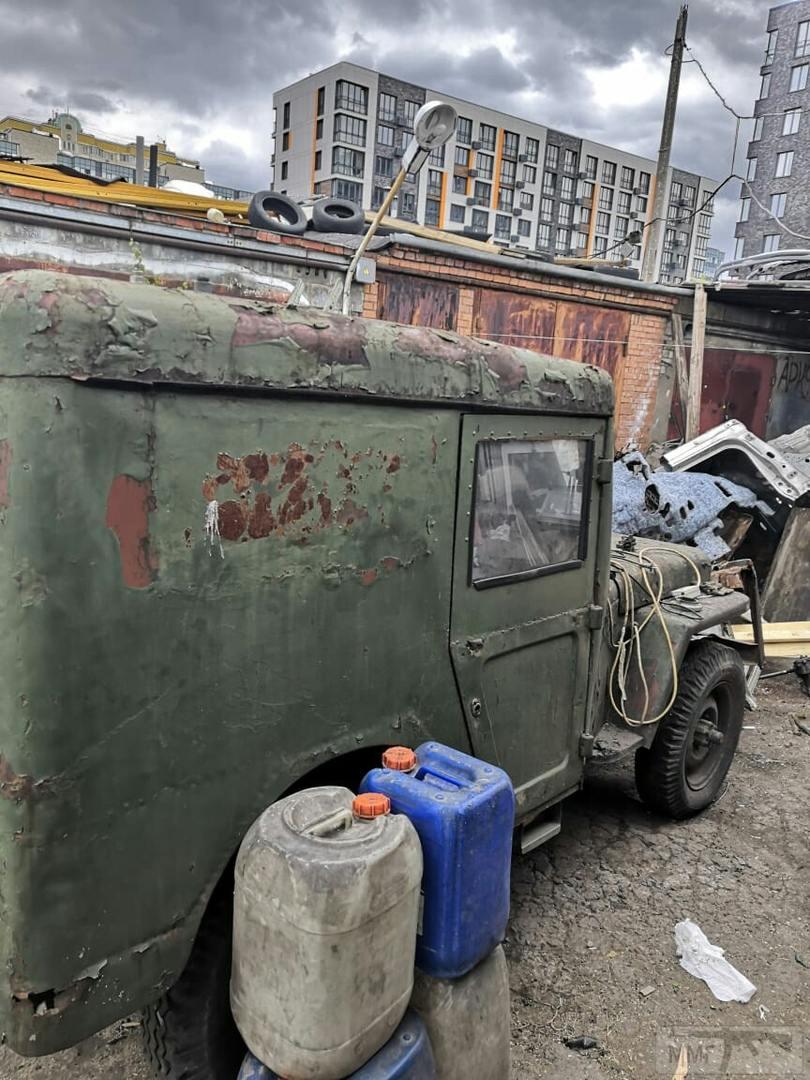 59135 - «Willys МВ» как один из символов войны.