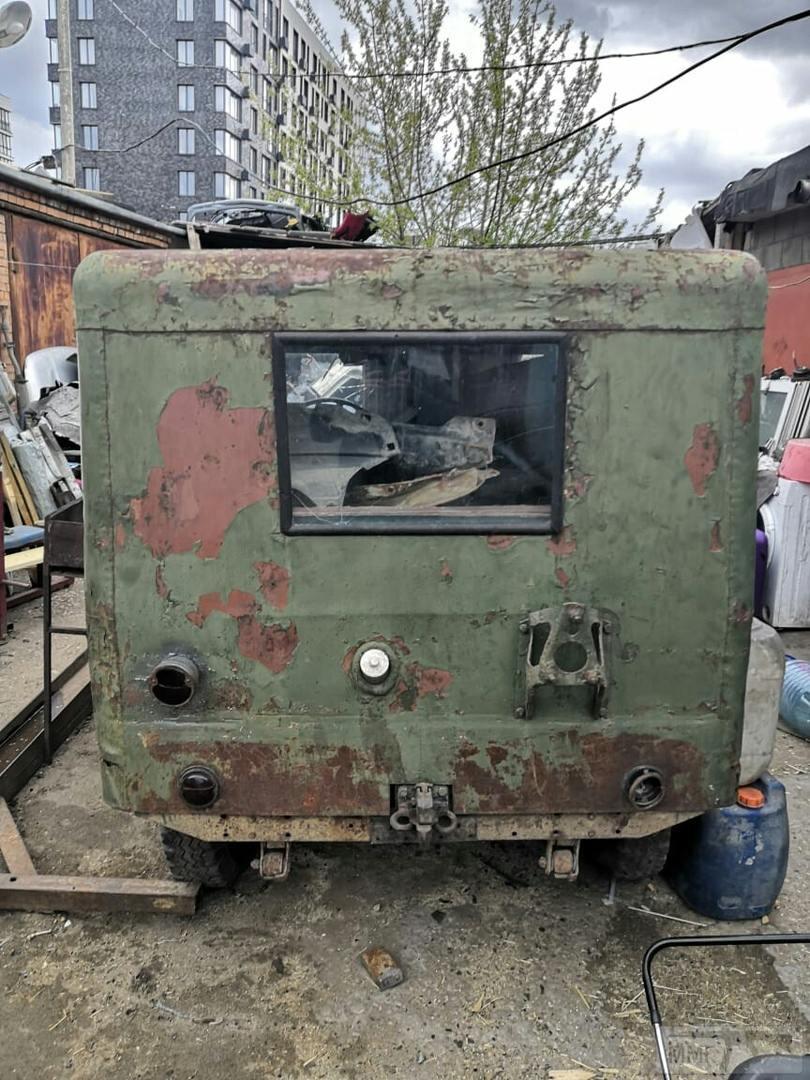 59136 - «Willys МВ» как один из символов войны.