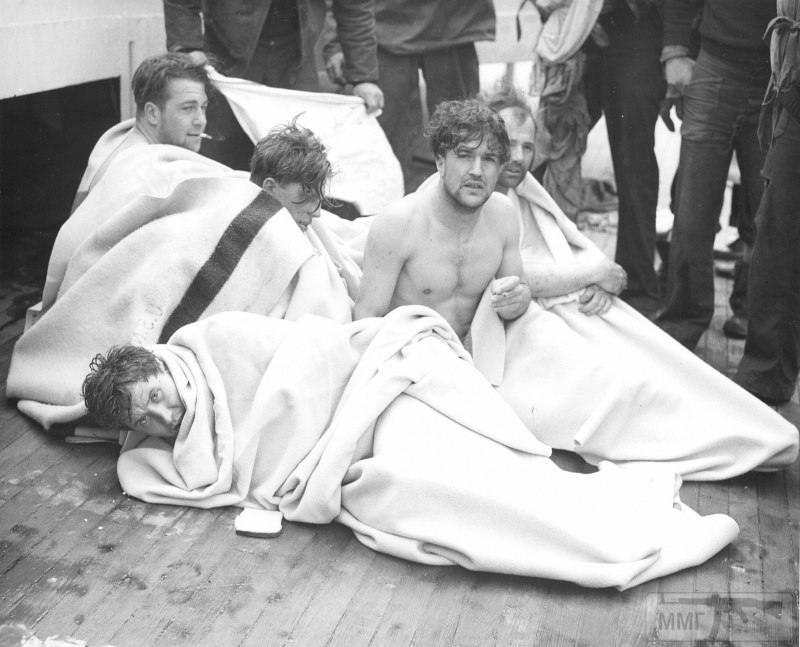59146 - Действия немецких подлодок в Атлантике