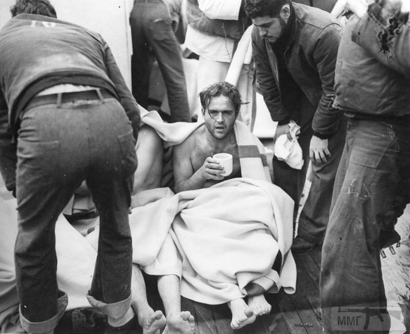 59147 - Действия немецких подлодок в Атлантике