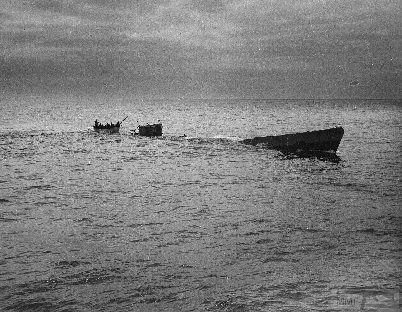59151 - Действия немецких подлодок в Атлантике
