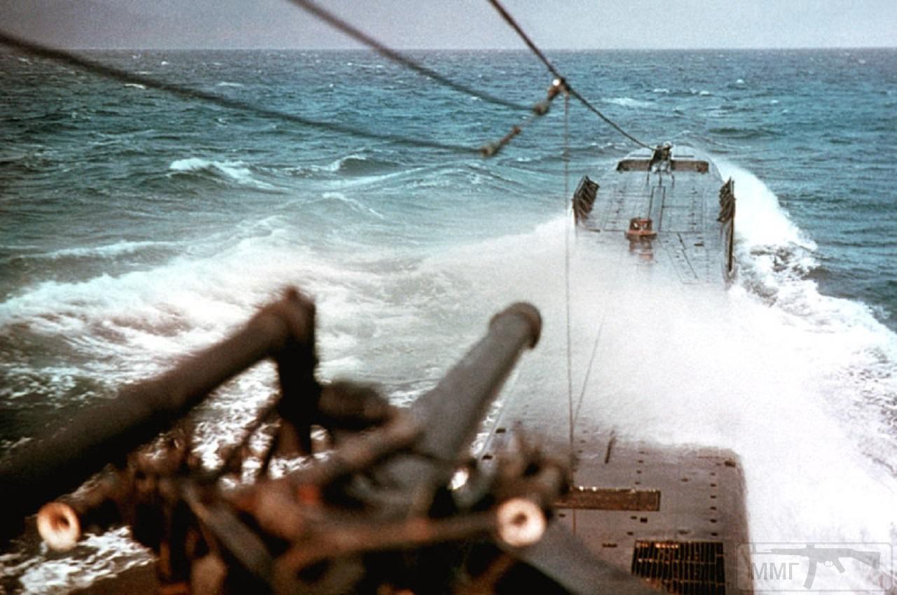 59195 - Действия немецких подлодок в Атлантике