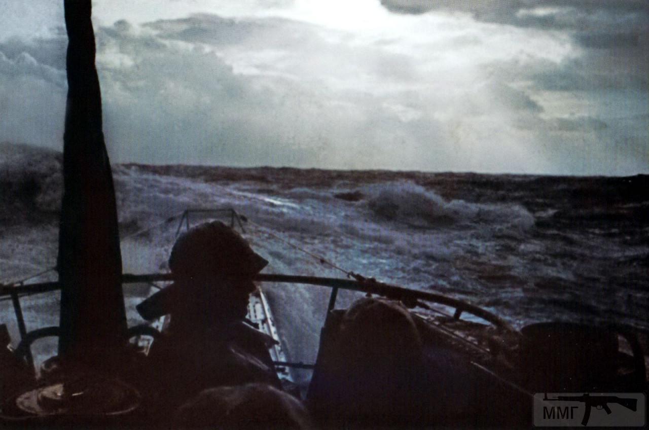 59196 - Действия немецких подлодок в Атлантике