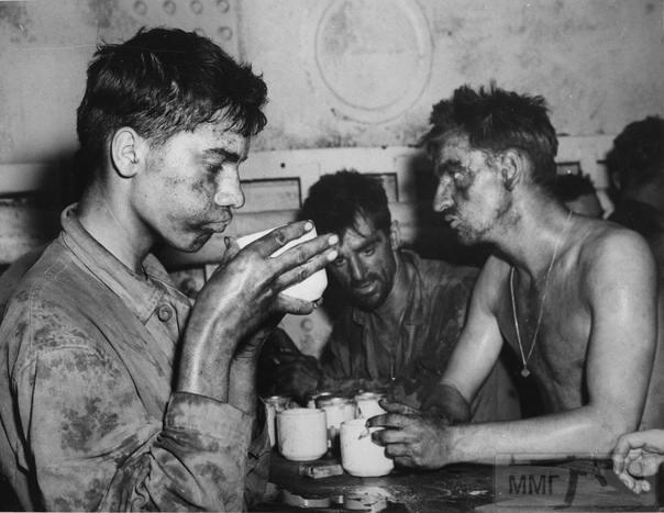 59201 - Военное фото 1941-1945 г.г. Тихий океан.