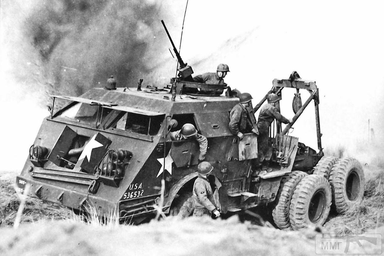 59528 - Военное фото 1939-1945 г.г. Западный фронт и Африка.