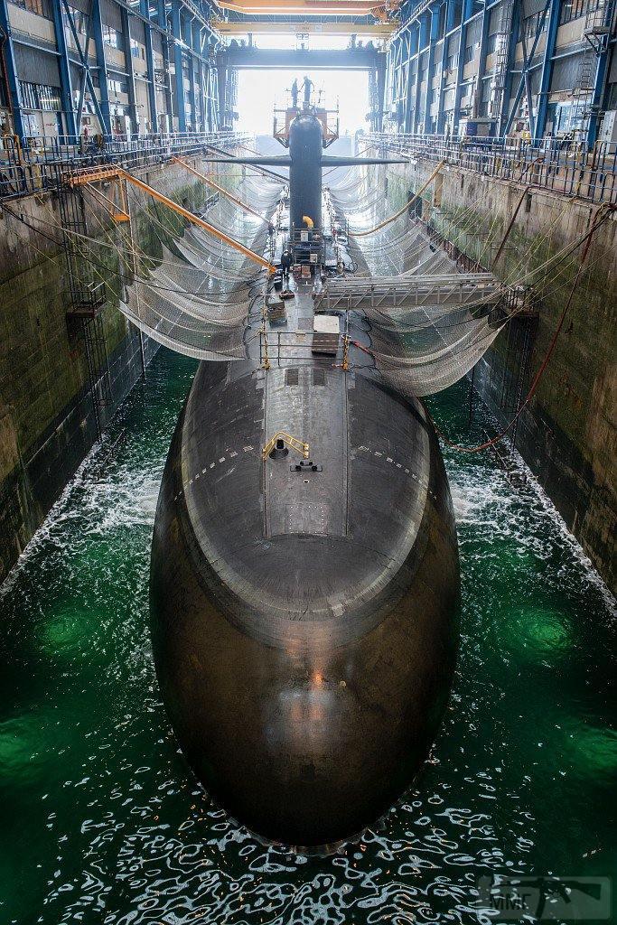 59592 - Атомные субмарины.