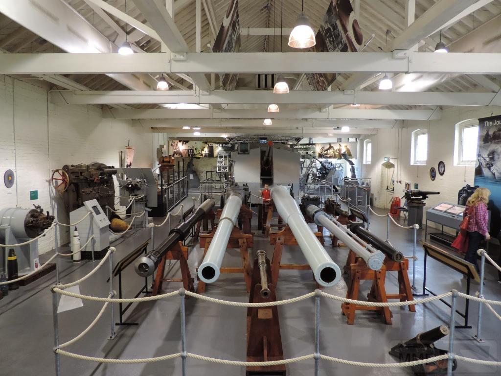 5970 - Корабельные пушки-монстры в музеях и во дворах...