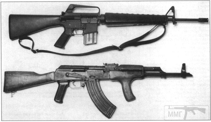 59717 - Семейство Armalite / Colt AR-15 / M16 M16A1 M16A2 M16A3 M16A4