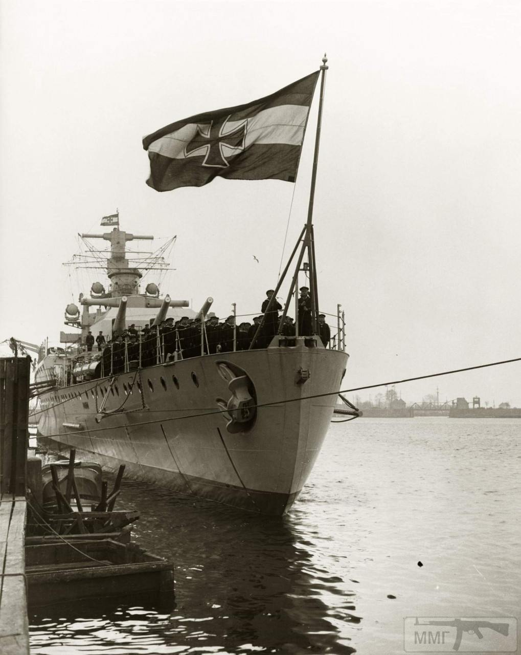 59721 - Тяжелый крейсер Deutschland