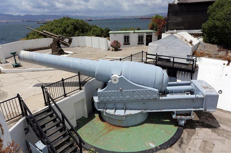 5975 - Корабельные пушки-монстры в музеях и во дворах...