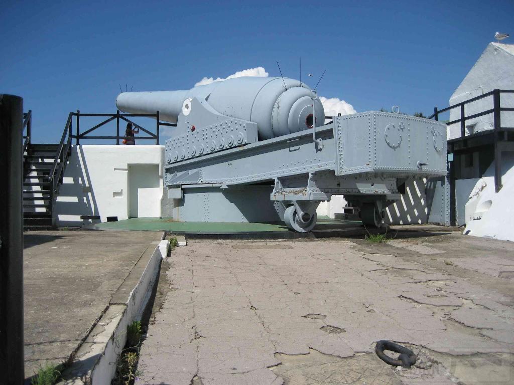5978 - Корабельные пушки-монстры в музеях и во дворах...