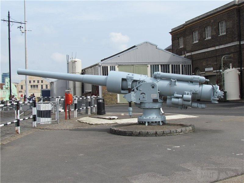5980 - Корабельные пушки-монстры в музеях и во дворах...