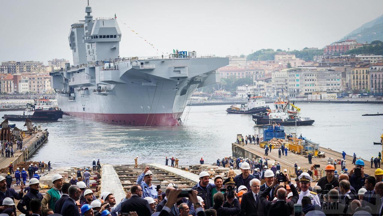 59806 - Marina Militare - послевоенные и современные итальянские ВМС
