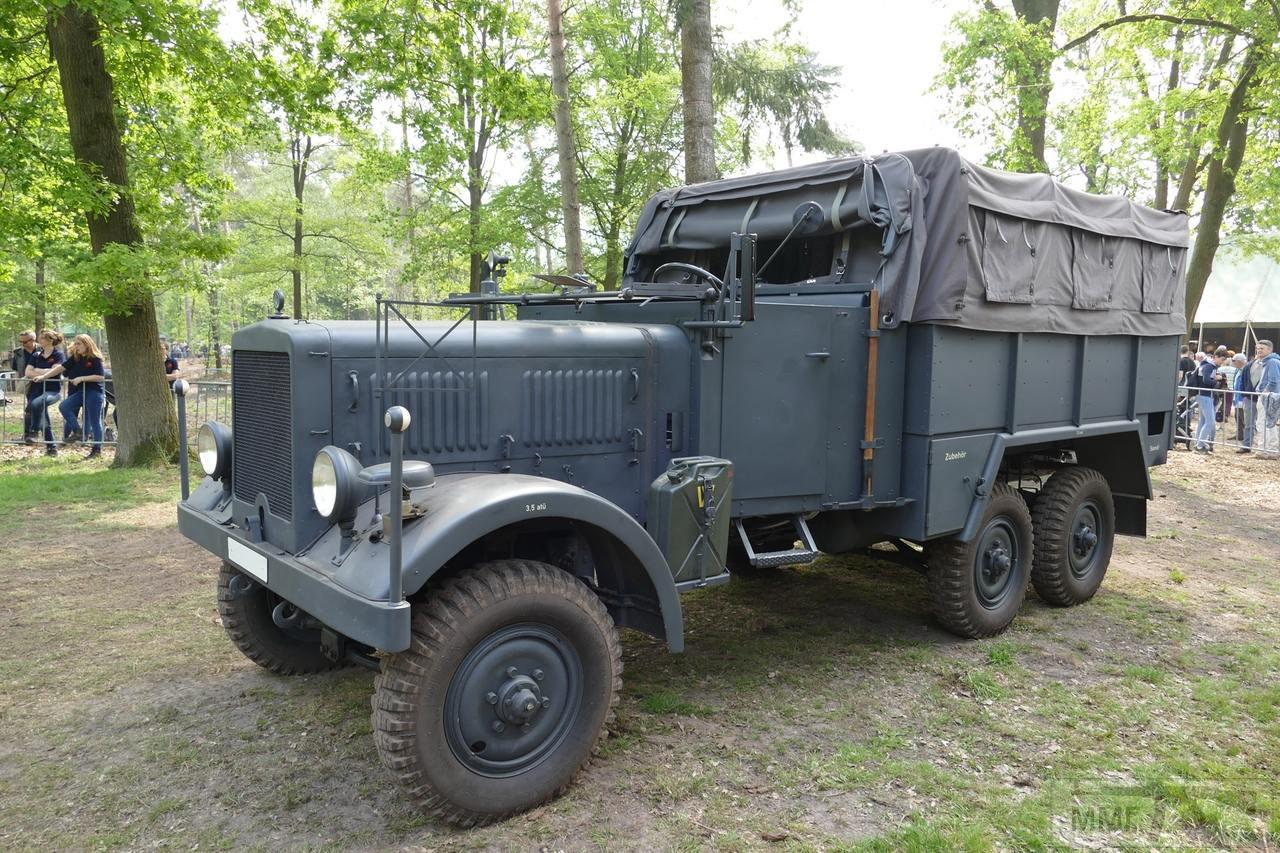 59808 - Грузовые и спец.автомобили Третьего рейха