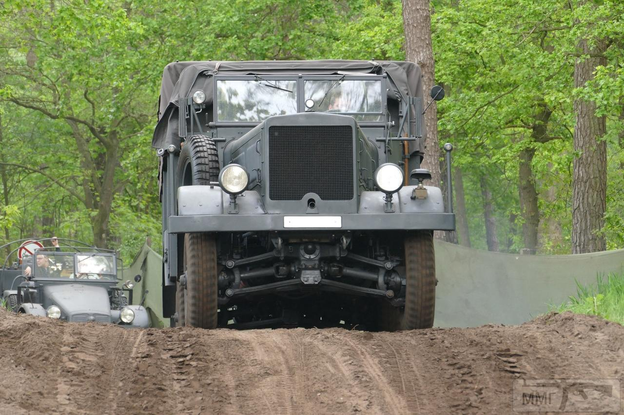 59809 - Грузовые и спец.автомобили Третьего рейха