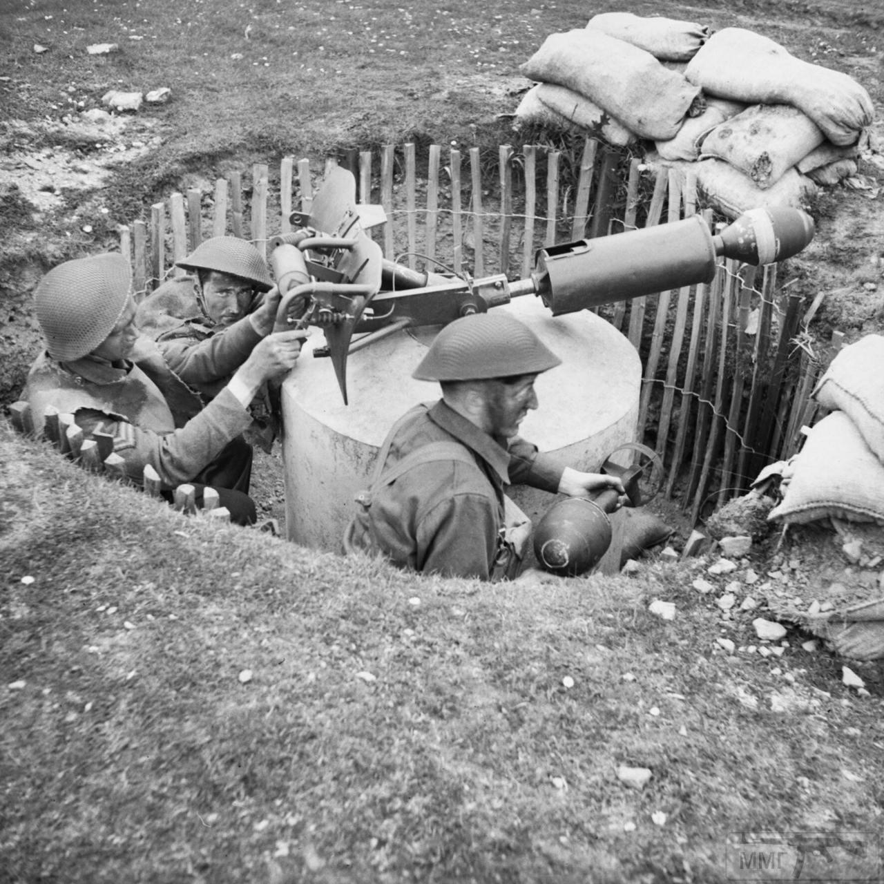 59817 - Военное фото 1939-1945 г.г. Западный фронт и Африка.