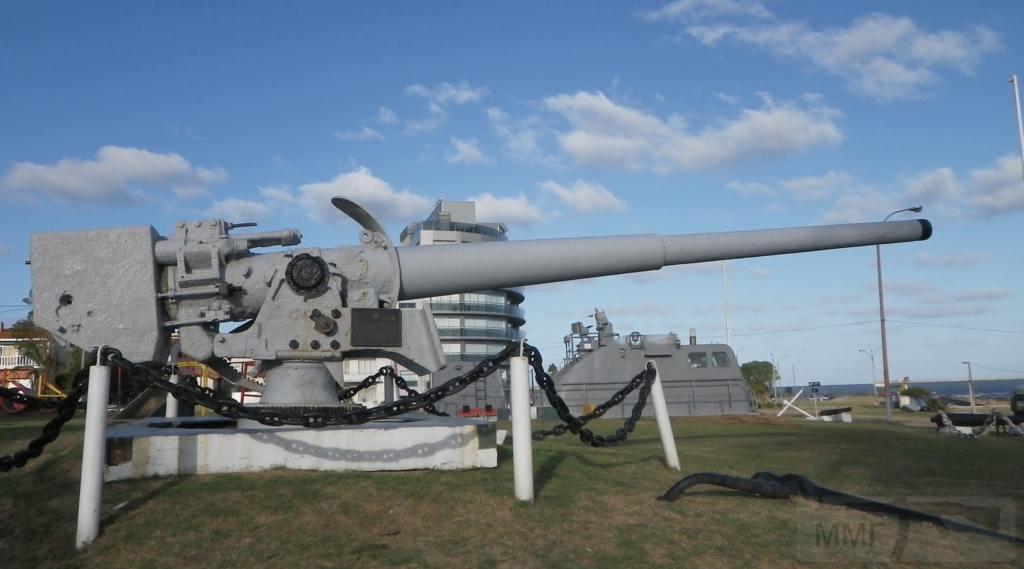 5985 - Корабельные пушки-монстры в музеях и во дворах...