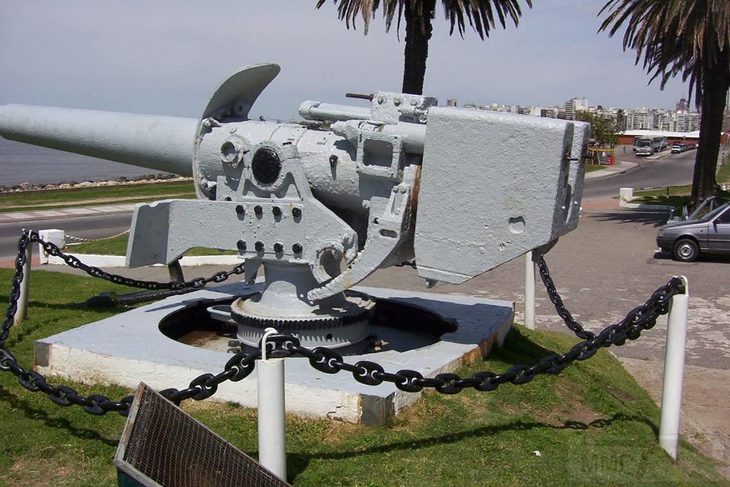 5986 - Корабельные пушки-монстры в музеях и во дворах...