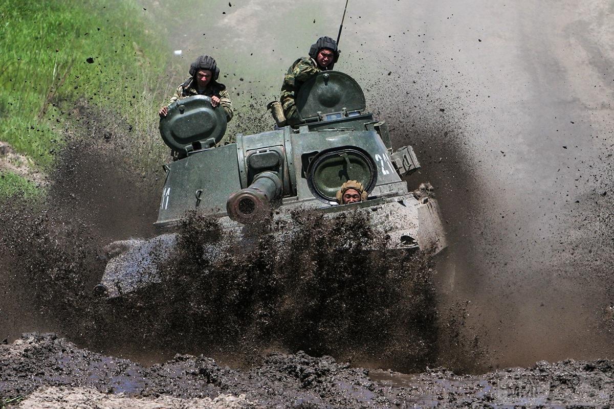 59868 - Самоходные орудия на гусеничном ходу