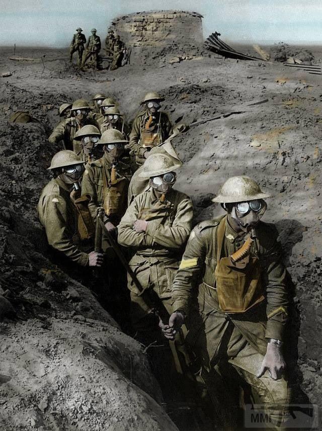 59870 - Военное фото. Западный фронт. 1914-1918г.г.