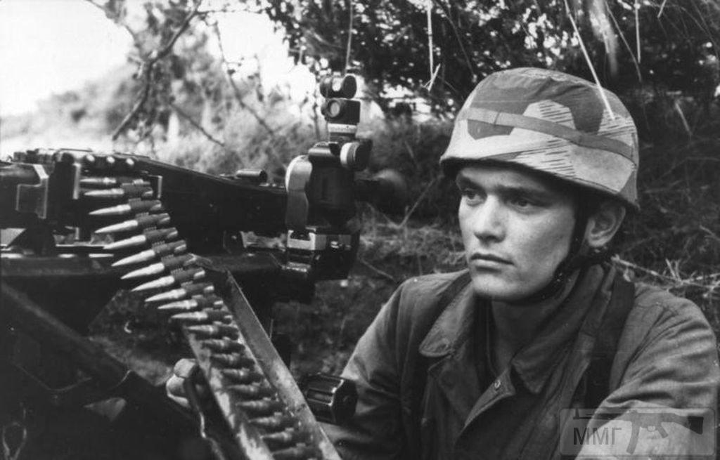 59875 - MG-42 Hitlersäge (Пила Гитлера) - история, послевоенные модификации, клейма...