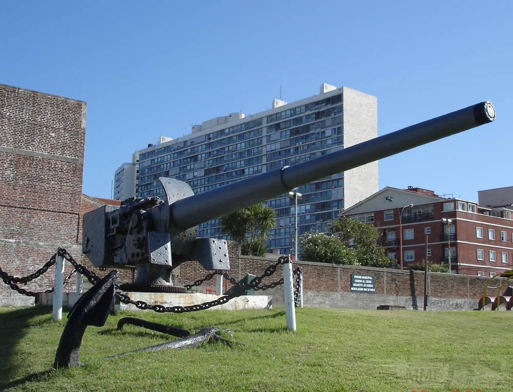 5988 - Корабельные пушки-монстры в музеях и во дворах...
