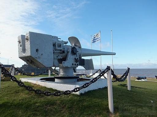 5989 - Корабельные пушки-монстры в музеях и во дворах...