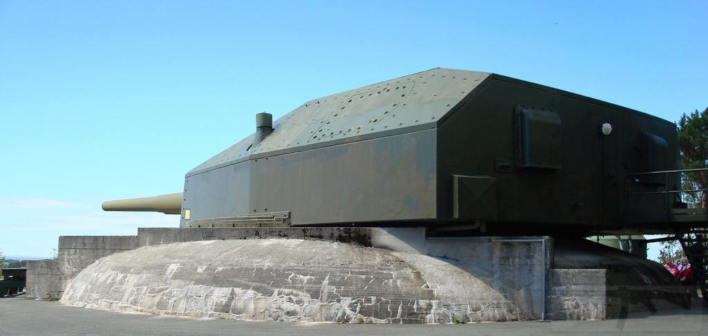 5990 - Корабельные пушки-монстры в музеях и во дворах...